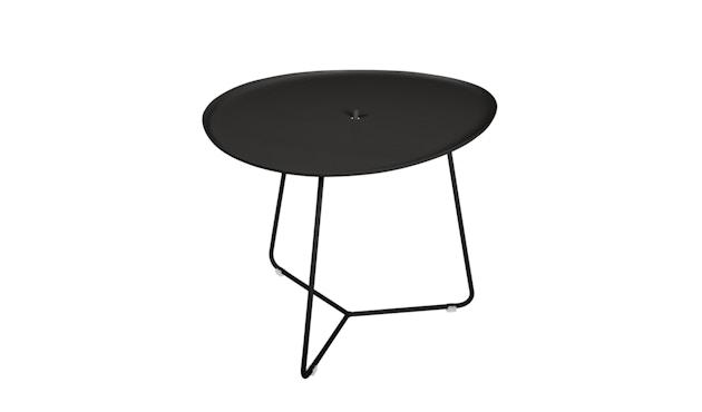 Fermob - Table d'appoint Cocotte - 42 réglisse - 0