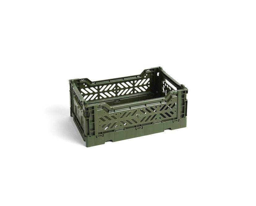 HAY - Colour Crate Korb - khaki - S - 1