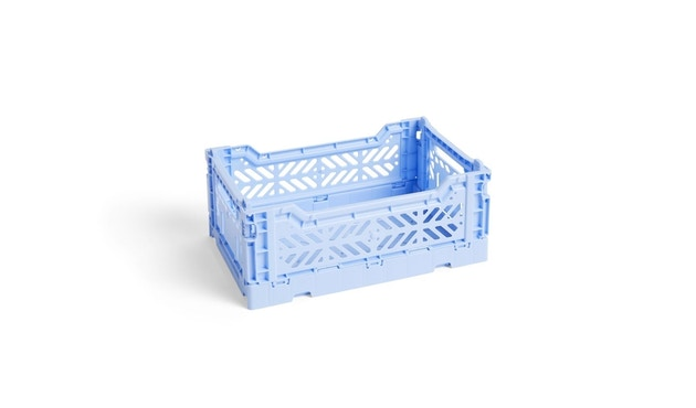 HAY - Panier Colour Crate S  - S - bleu clair - 1