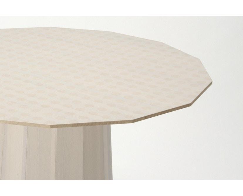 Karimoku New Standard - Colour Wood Esstisch 95 - natur - Eiche / Kastanie - 9