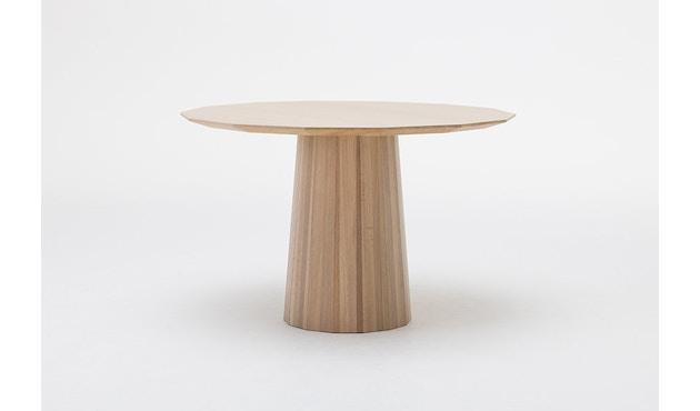Karimoku New Standard - Colour Wood Esstisch 95 - natur - Eiche / Kastanie - 8