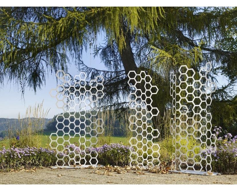 Flora - Comb-ination 30 Pflanzenspalier - Lichtgrau  - 4