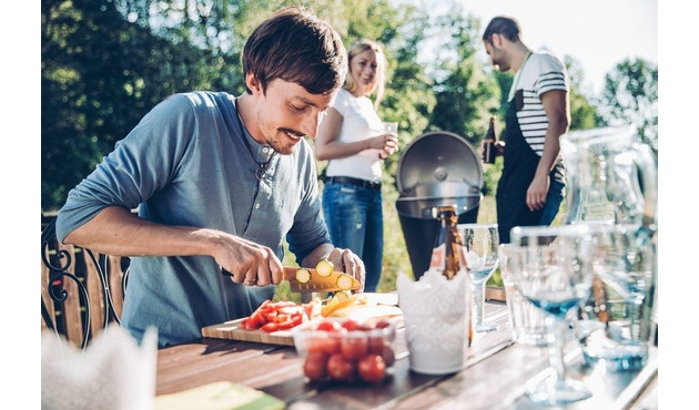 Höfats - Barbecue à charbon CONE - 10