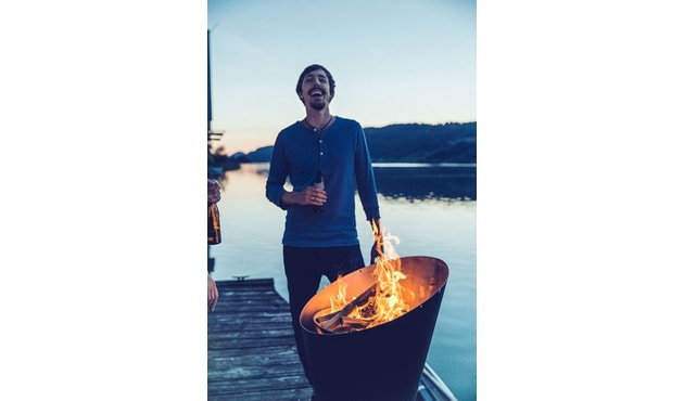 Höfats - Barbecue à charbon CONE - 18