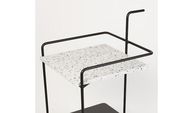 OK Design - Confetti Serviertisch - Black n White - 2