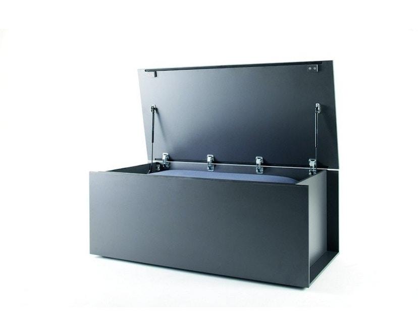 Conmoto - FORTE opbergbox voor kussens  - M - antraciet - 1