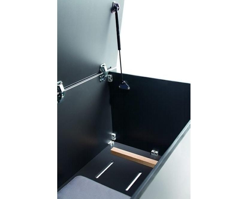 Conmoto - FORTE opbergbox voor kussens  - M - antraciet - 3