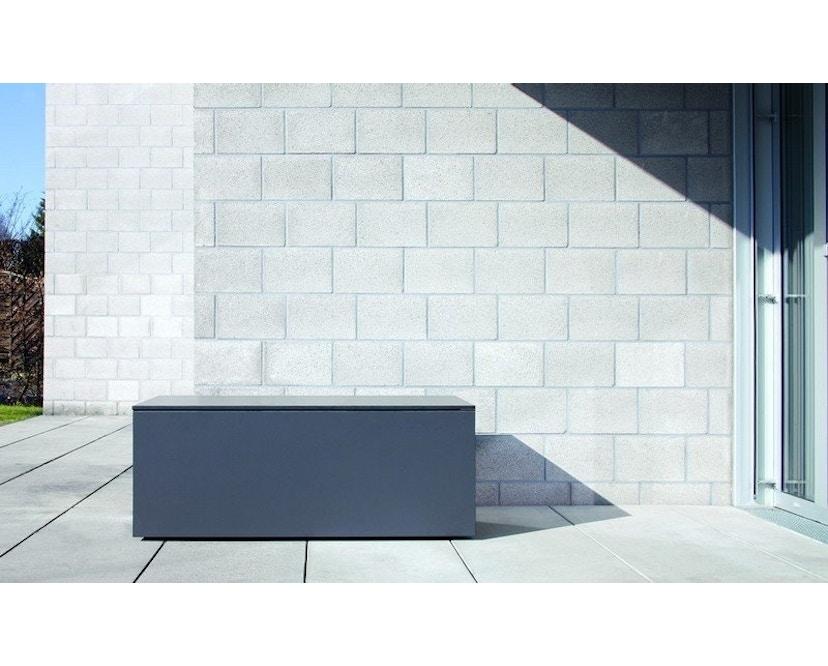 Conmoto - FORTE opbergbox voor kussens  - M - antraciet - 4