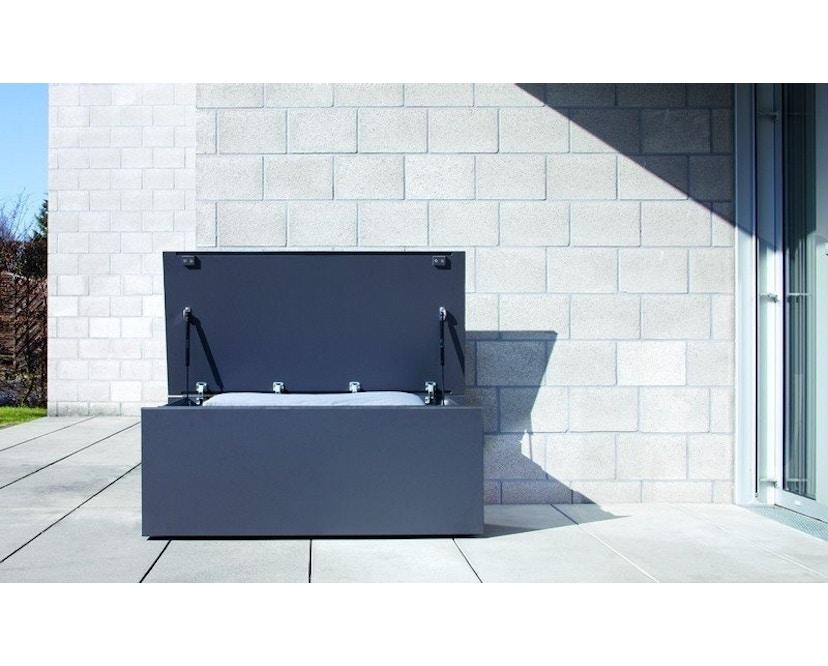 Conmoto - FORTE opbergbox voor kussens  - M - antraciet - 5