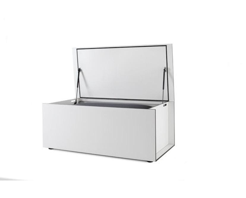 Conmoto - FORTE opbergbox voor kussens  - M - wit - 1