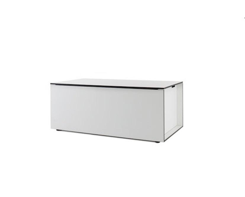 Conmoto - FORTE opbergbox voor kussens  - M - wit - 3