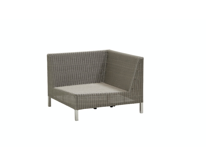Connect Sofa Eckmodul - Taupe