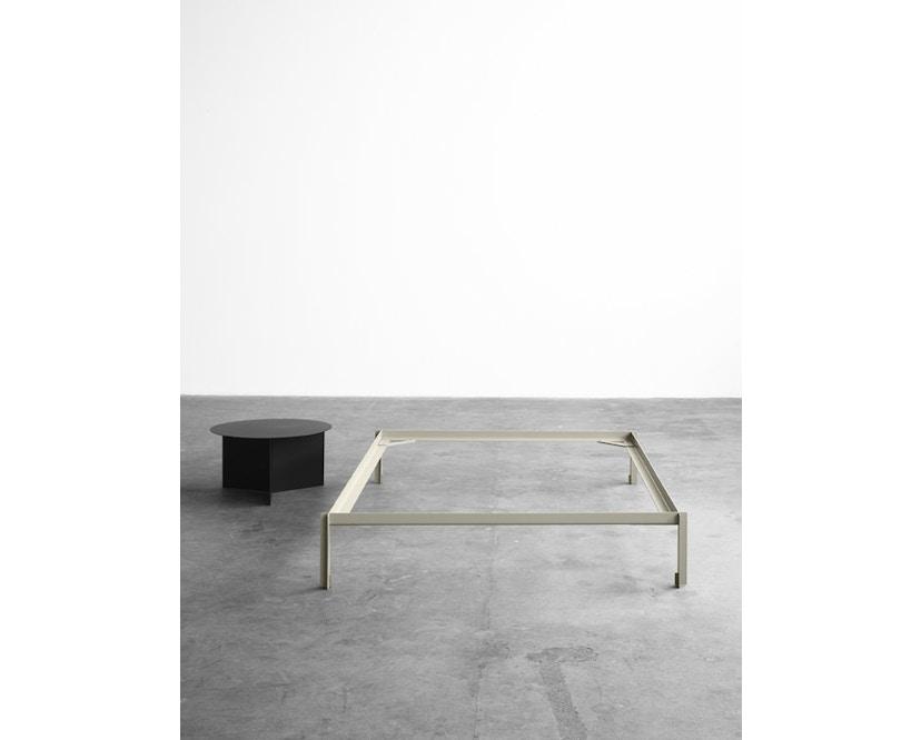Connect Bed 90 x 200 cm - whitevon HAY