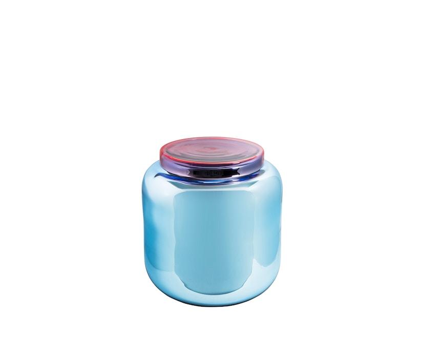 Pulpo - Container Beistelltisch - blau - 1
