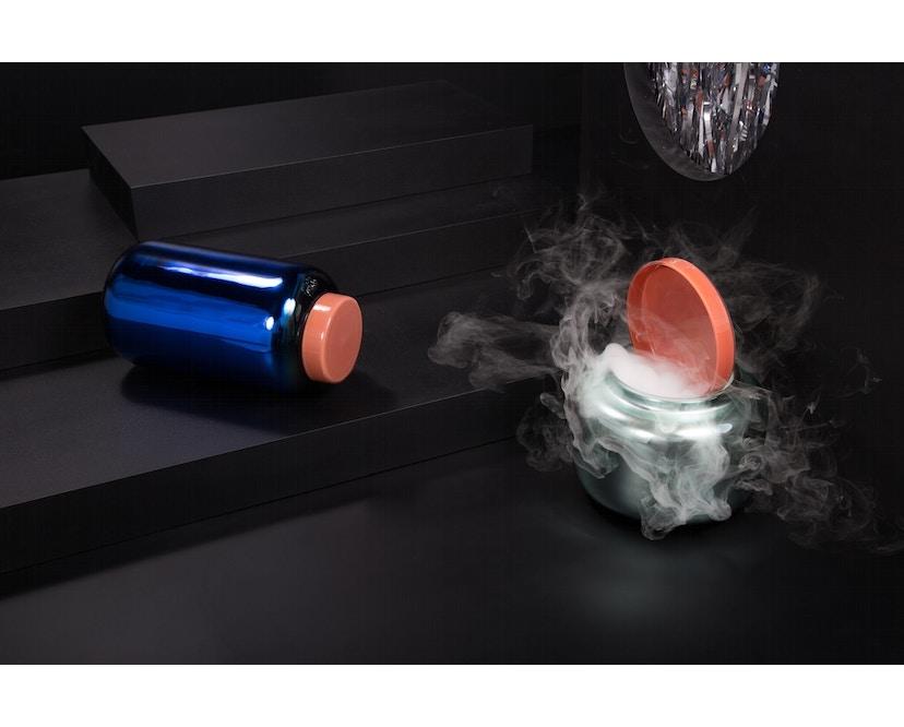 Pulpo - Container Vase klein - blau - 3