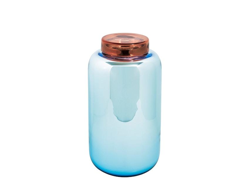 Pulpo - Container Vaas hoog - Blauw - 3