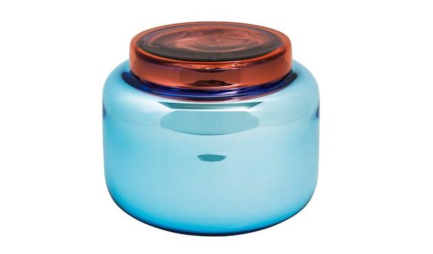 Pulpo - Container Vase klein - blau - 1