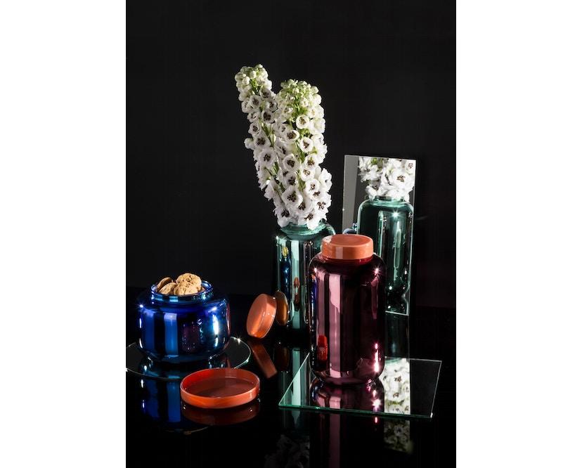 Pulpo - Container Vase klein - blau - 8