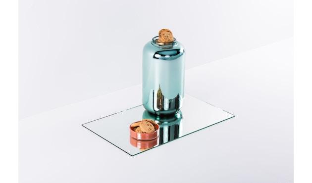 Pulpo - Container Vase klein - blau - 11