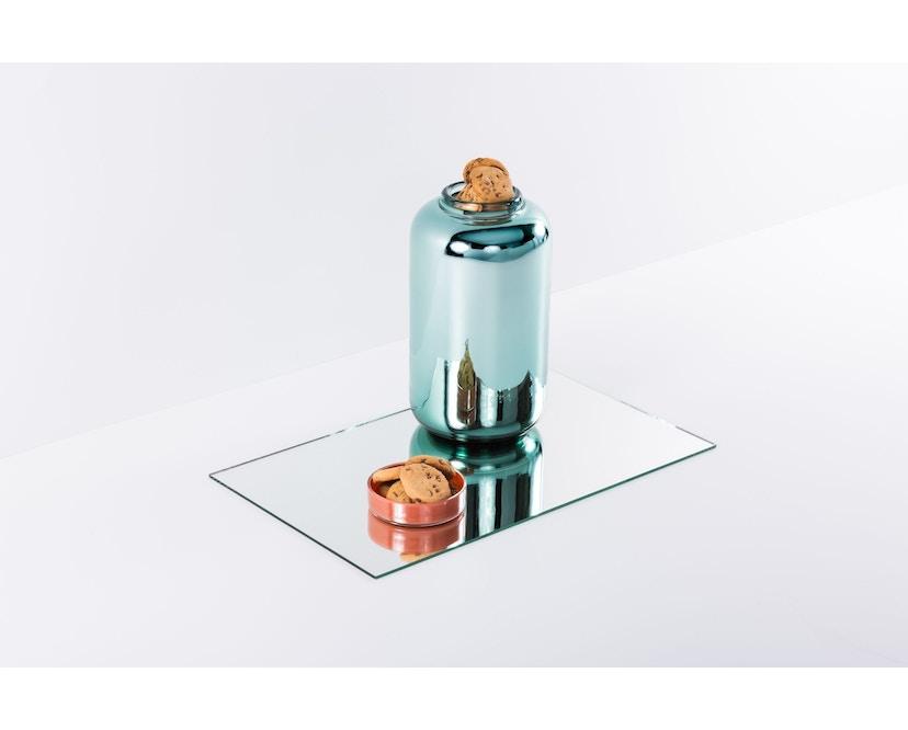 Pulpo - Container Vaas hoog - Blauw - 8