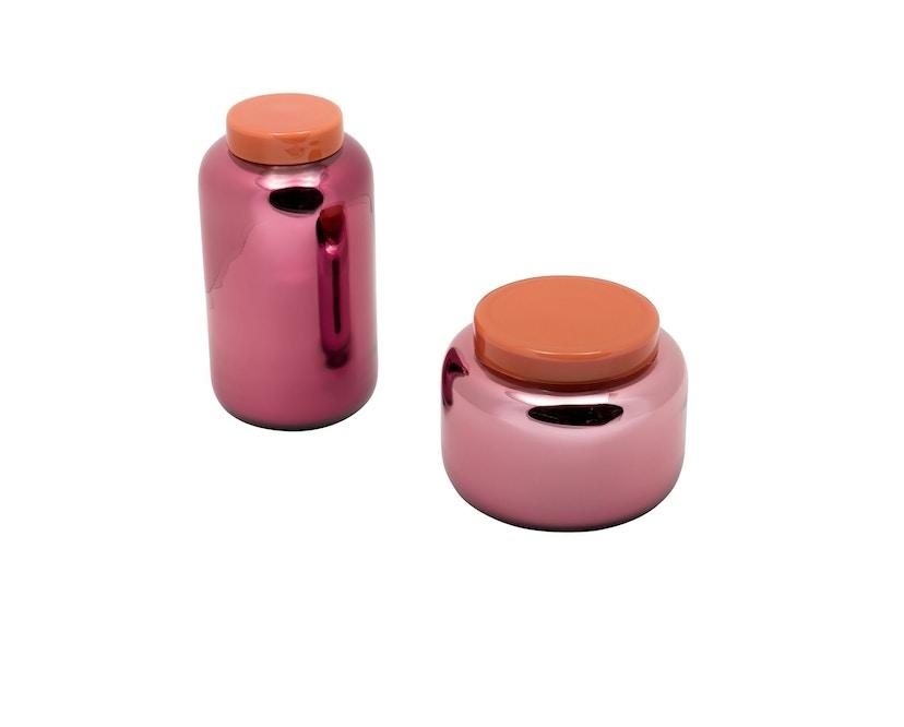 Pulpo - Container Vase klein - blau - 14
