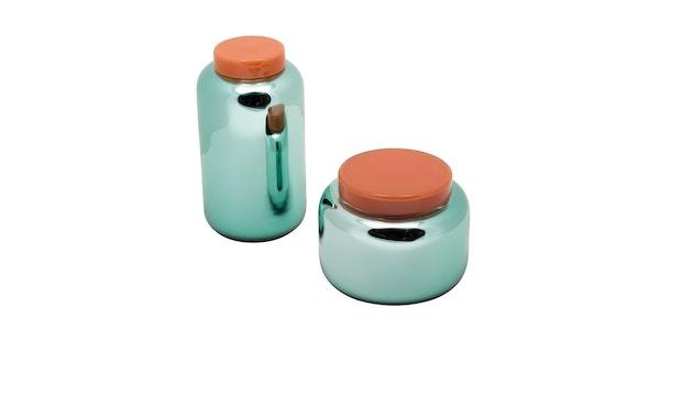 Pulpo - Container Vase klein - blau - 15