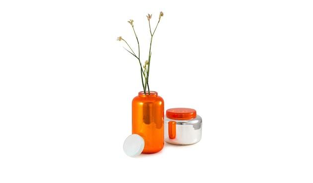 Pulpo - Container Vase klein - blau - 18