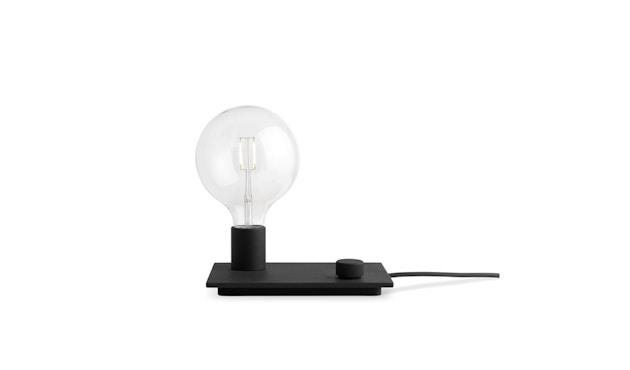 Muuto - Control LED Tischleuchte - schwarz - 1