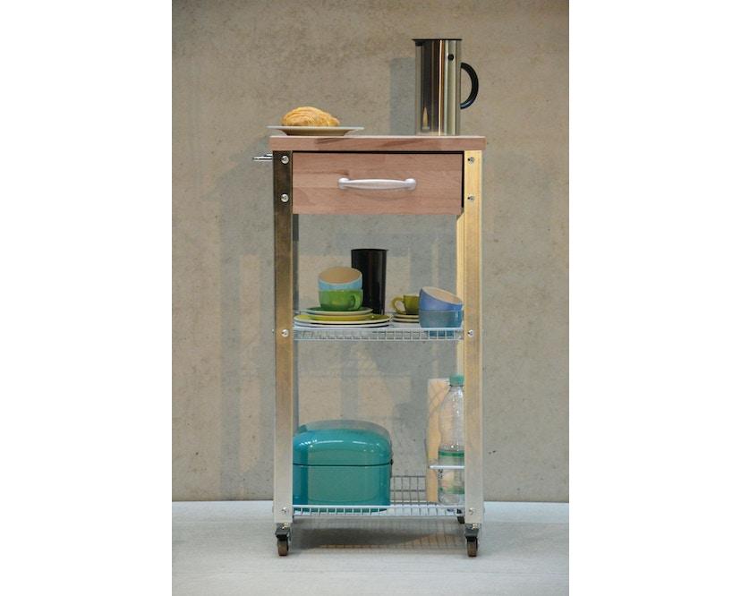 Jan Kurtz - Cook trolley - 45 x 45 cm - 2