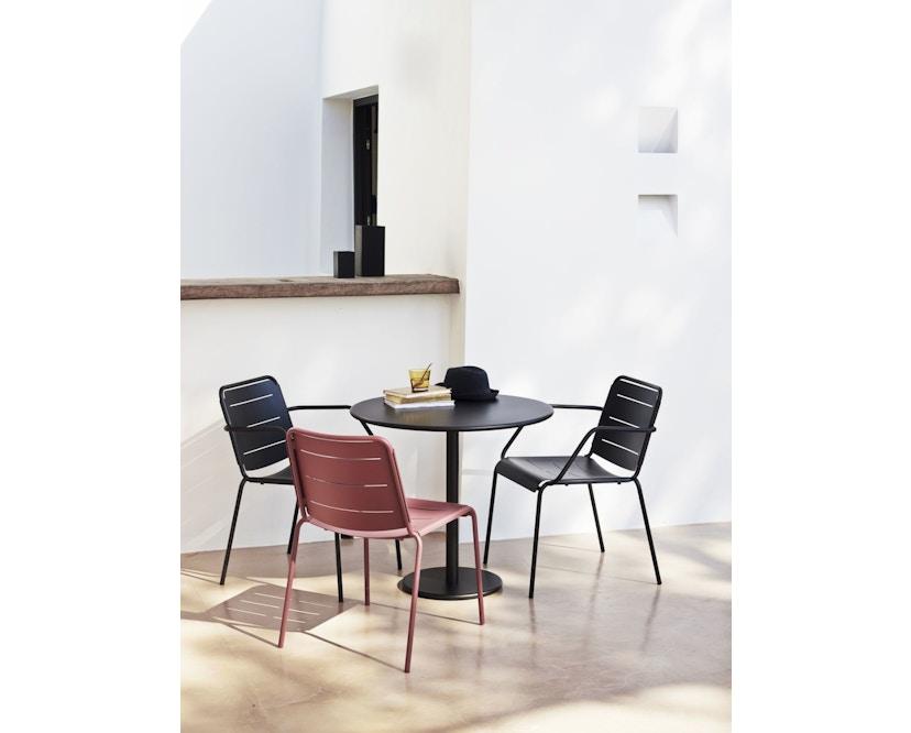 Cane-line - Copenhagen City Stuhl ohne Armlehne - 10