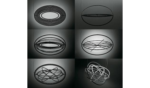 Artemide - Copernico Hängeleuchte - aluminium - 8