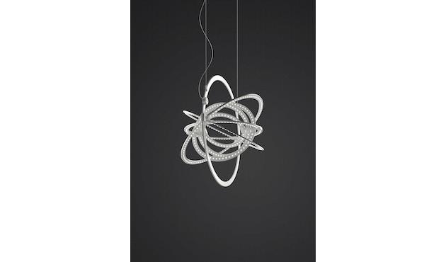 Artemide - Copernico Hängeleuchte - aluminium - 9