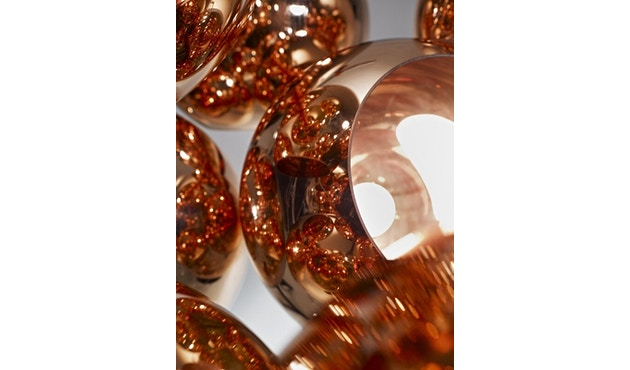 Tom Dixon - Copper hanglamp - koper - M - 4