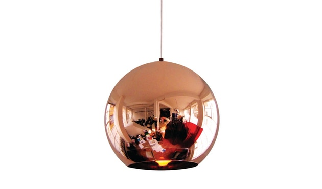 Tom Dixon - Copper hanglamp - koper - M - 1