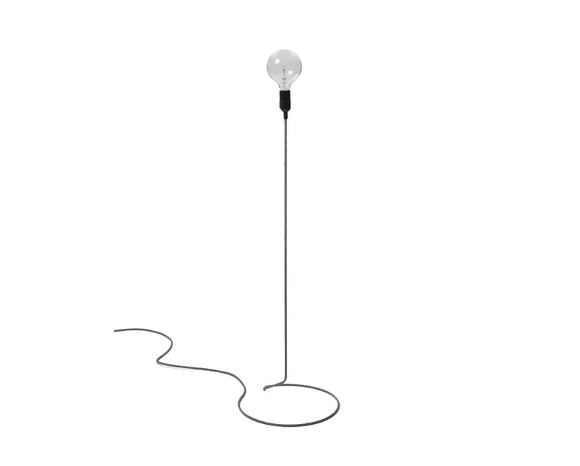 Design House Stockholm - Lampadaire Cord Lamp - Lampadaire 38 x 130 cm - 1