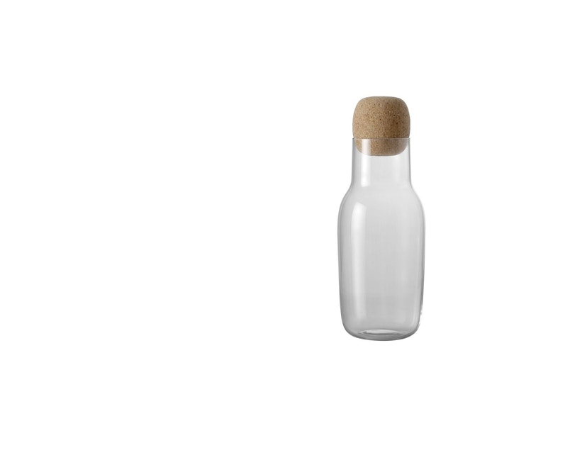 Muuto - Corky karaf - transparant - 1