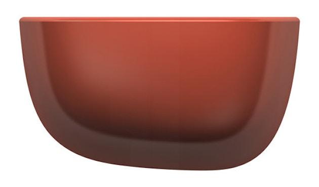 Vitra - Corniches wandplank - oranje - klein 21,0 x 14,4 x 11,6 cm - 1