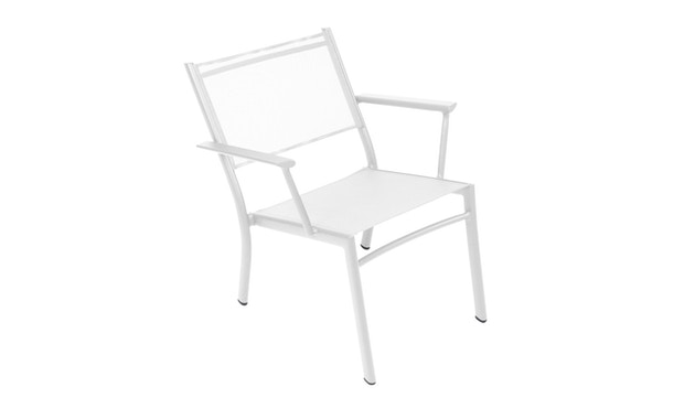 Fermob - COSTA Niedriger Sessel - 01 Baumwolle - 1