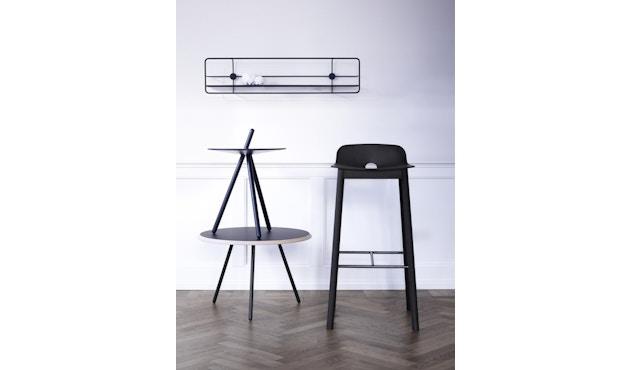Woud - Coupé Regal - Black - vertical - 4