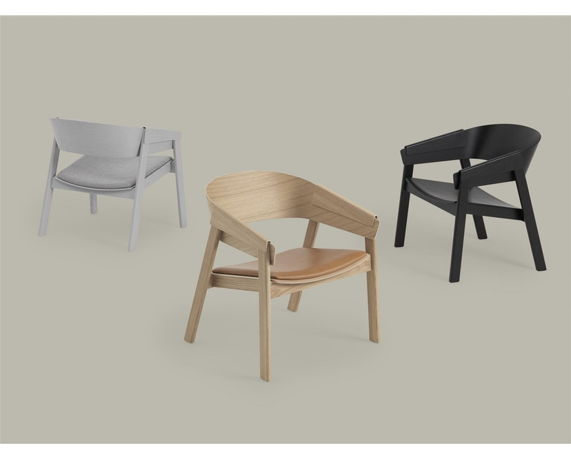 Muuto - Cover Lounge Stuhl - 4