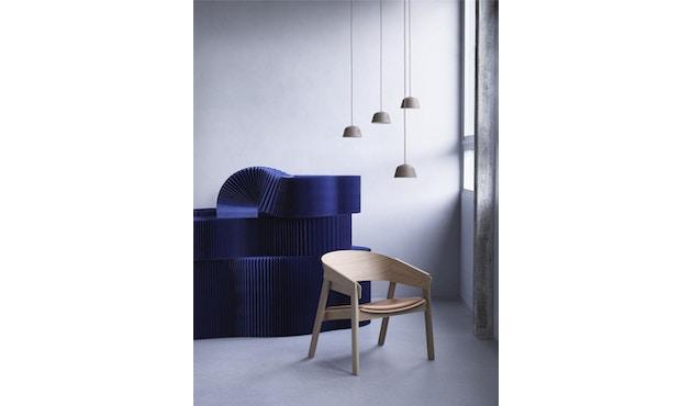 Muuto - Cover Lounge Stoel - eiken - 4