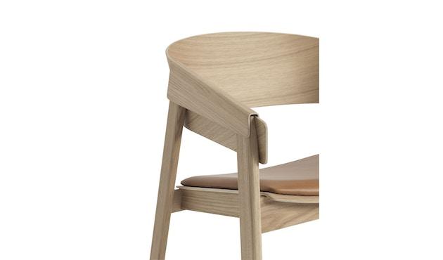 Muuto - Cover Lounge Stuhl mit Polster - 2