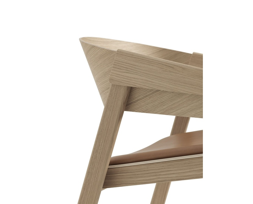 Muuto - Cover Lounge Stuhl mit Polster - 3