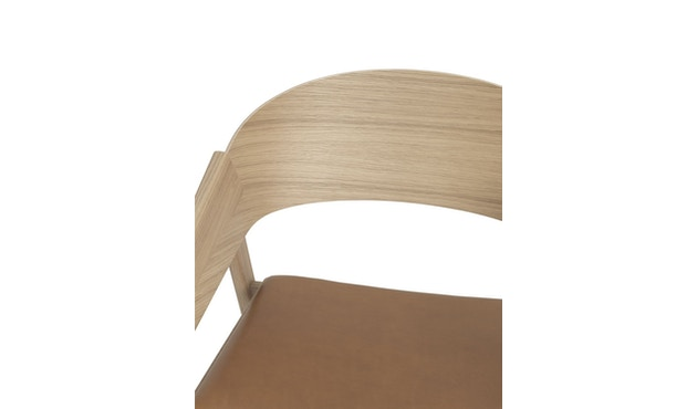Muuto - Cover Lounge Stuhl mit Polster - 4