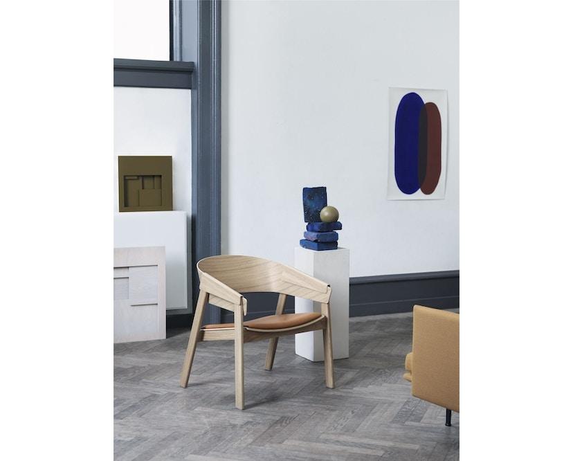 Muuto - Cover Lounge Stuhl mit Polster - 6