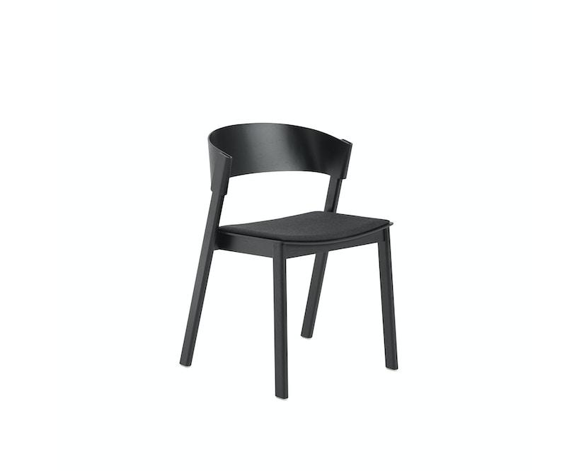 Cover Side Stuhl mit Polster