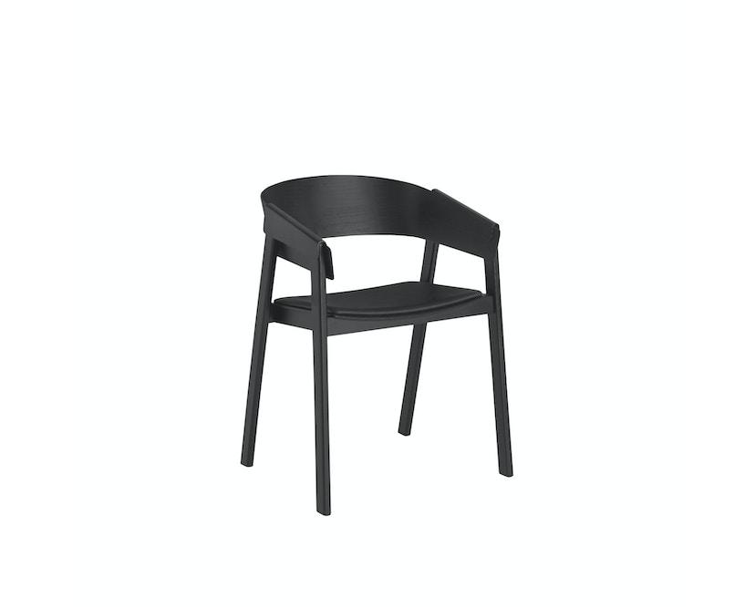 Cover Stuhl mit Lederpolster