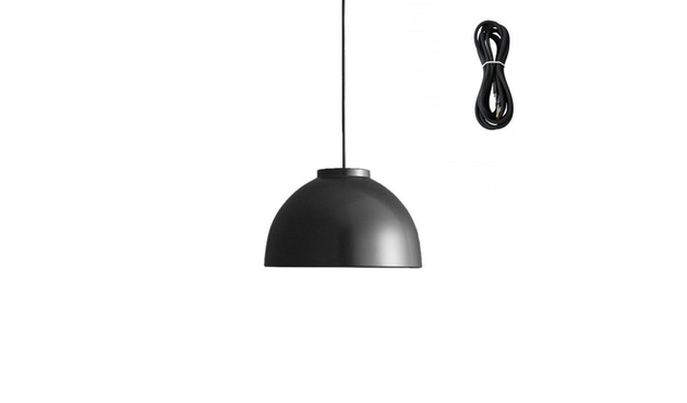 Made By Hand - Copenhagen hanglamp - zwart mat - zwart - 1