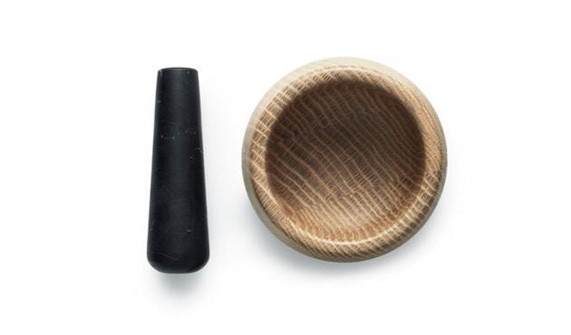 Normann Copenhagen - Craft vijzel - zwart - 2