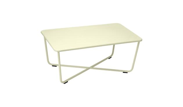 Fermob - CROISETTE lage tafel - 65 lindegroen mat - 1